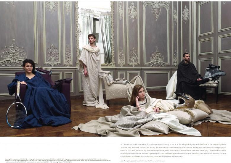 linen orgy
